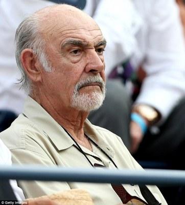 Sean Connery 2012