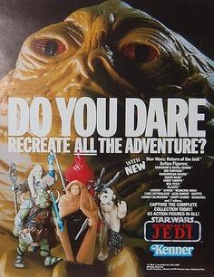 Do You Dare Recreate All The Adventure?
