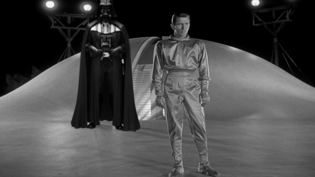 star wars day the earth stood still