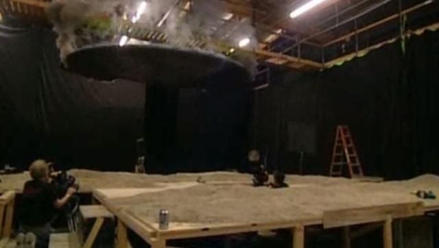 behind the scenes speilberg's taken