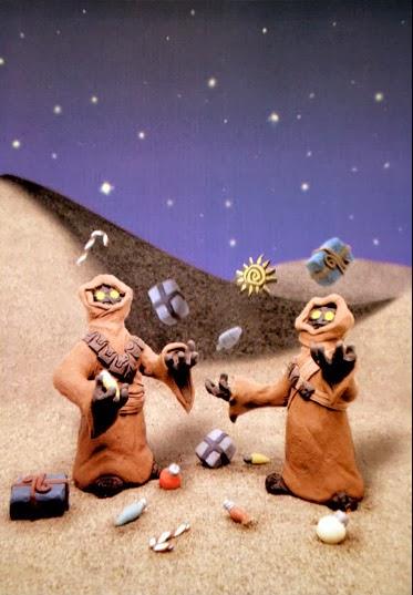1999 Lucas learning Christmas Card