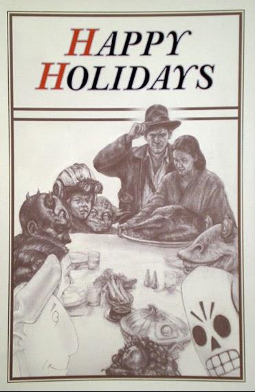1999 Lucasarts Christmas Card