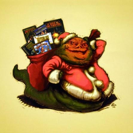 1996 Lucasarts Christmas Card