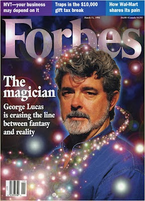 forbes magazine george lucas