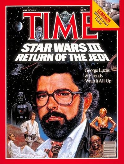 time magazine george lucas