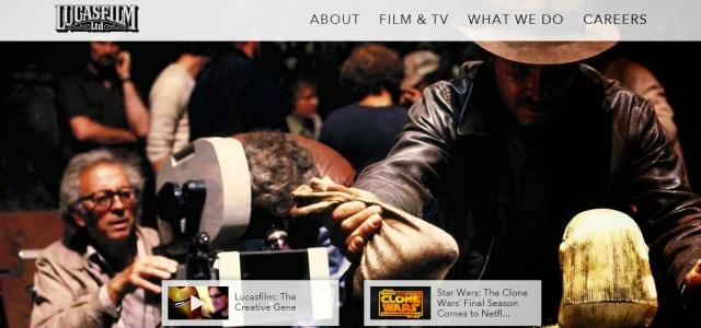 lucasfilm website