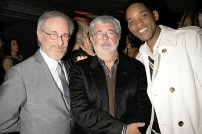 george lucas steven spielberg will smith