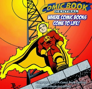 joe stuber comic book central