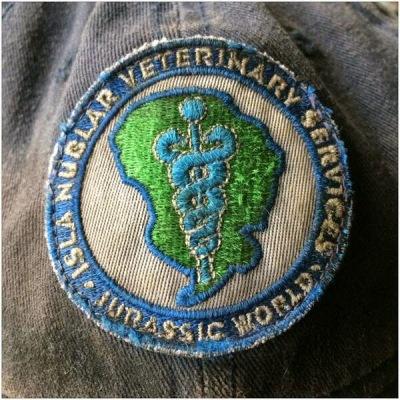 jurassic world vet